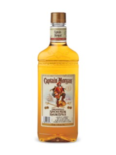 Rhum épicé Captain Morgan Original (PET)