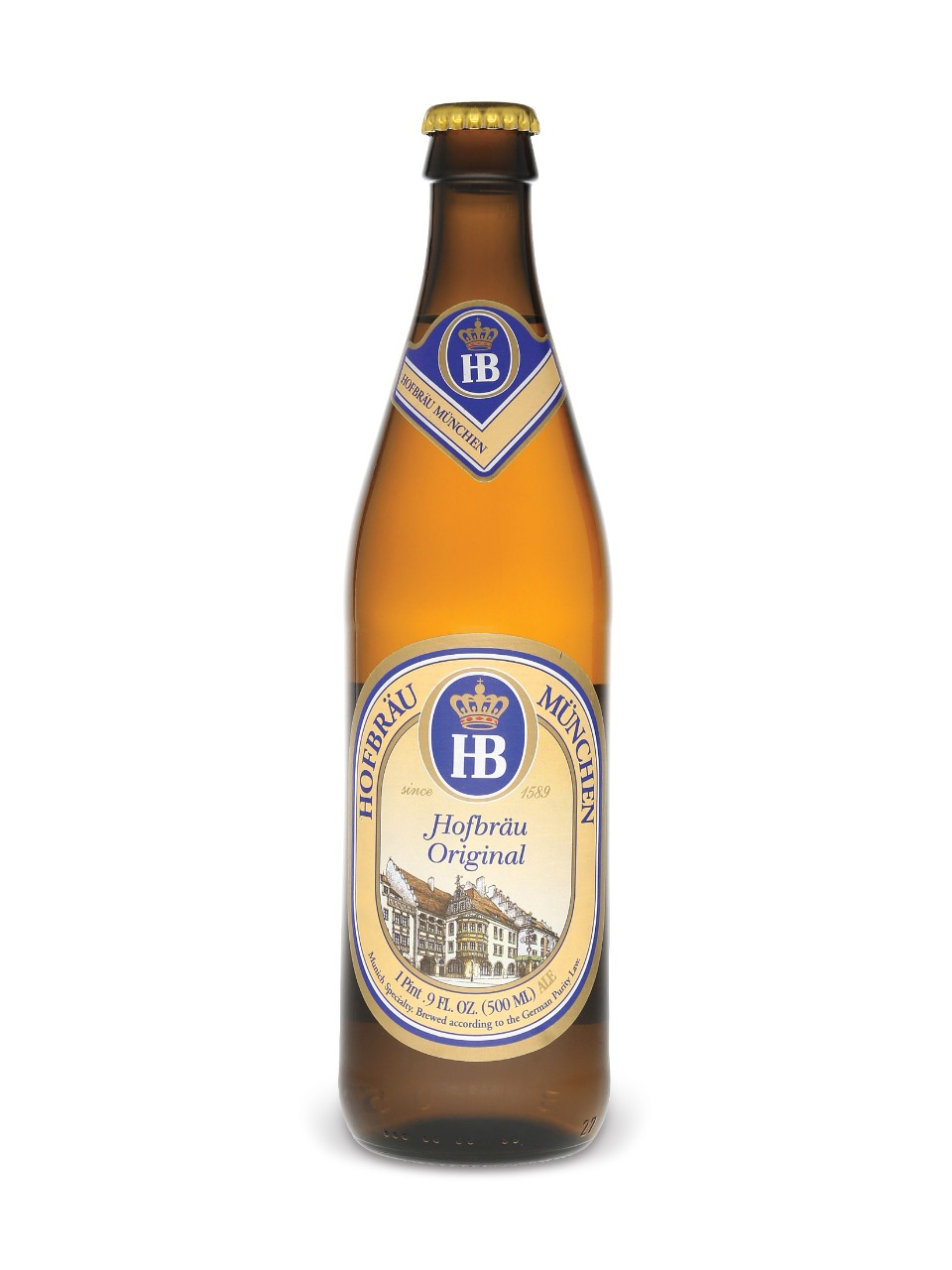 Hofbrau Original Lager from LCBO