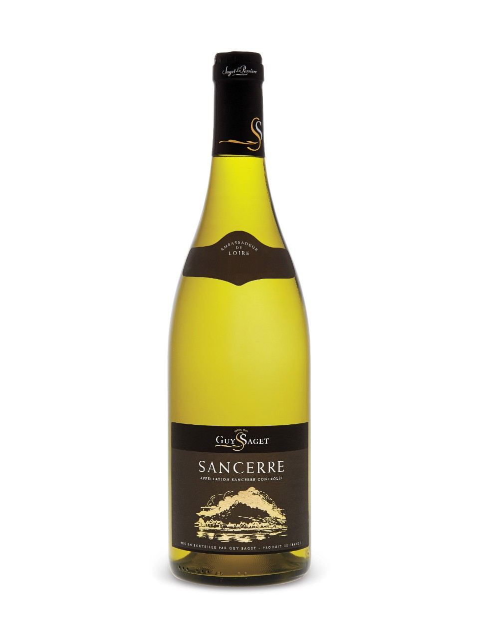 Image for Guy Saget Sancerre Blanc AOC from LCBO