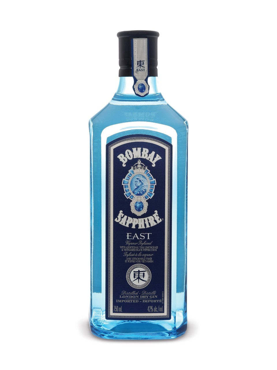 Image for Bombay Sapphire East London Dry Gin from LCBO