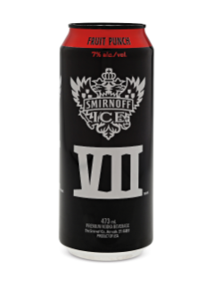 Smirnoff Ice VII Fruit Punch