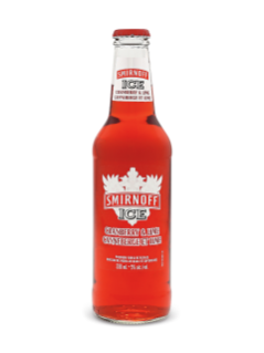 Smirnoff Premium Mixed Drinks Cranbrry Lime