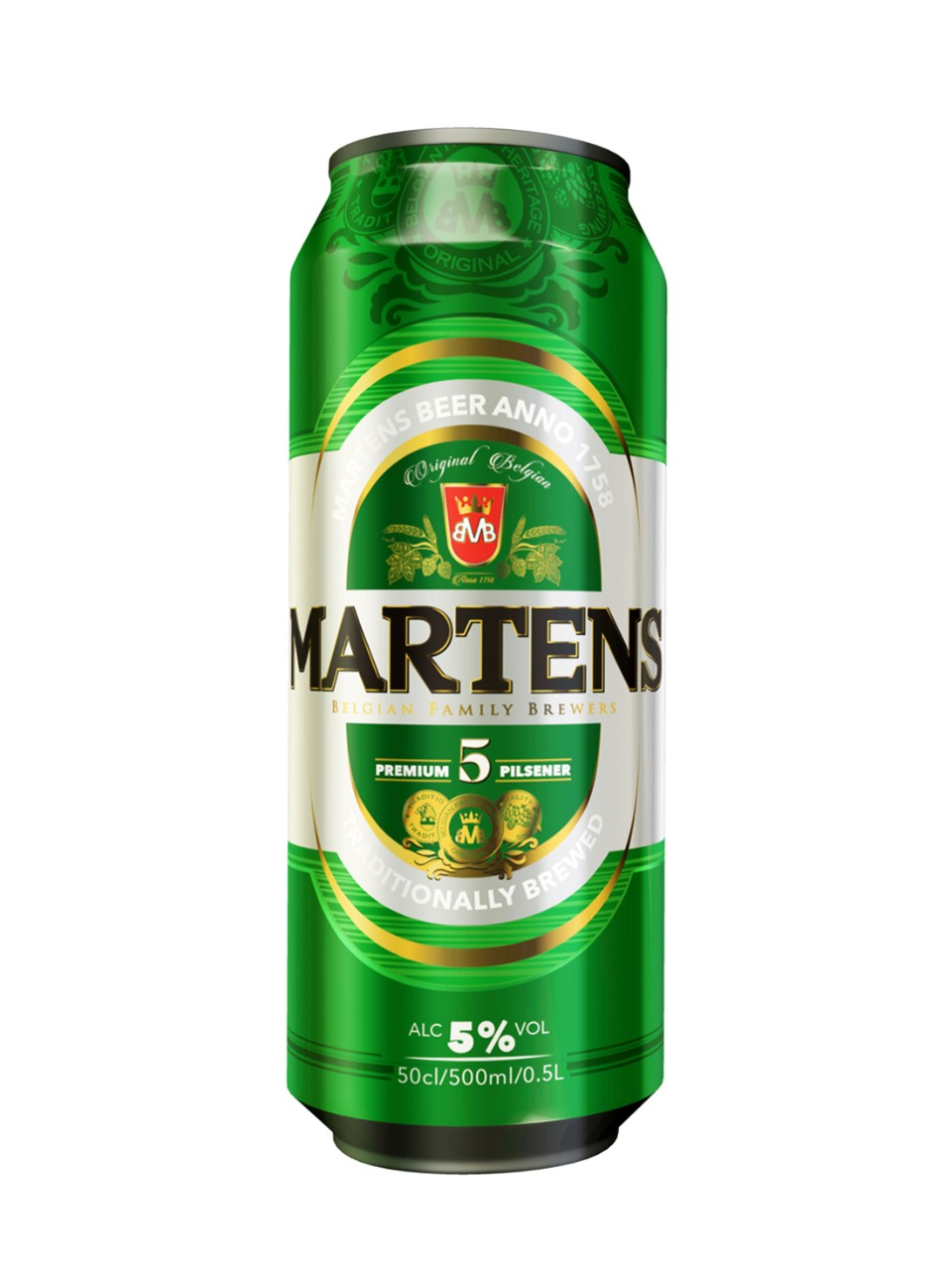 Image for Martens Pilsner from LCBO