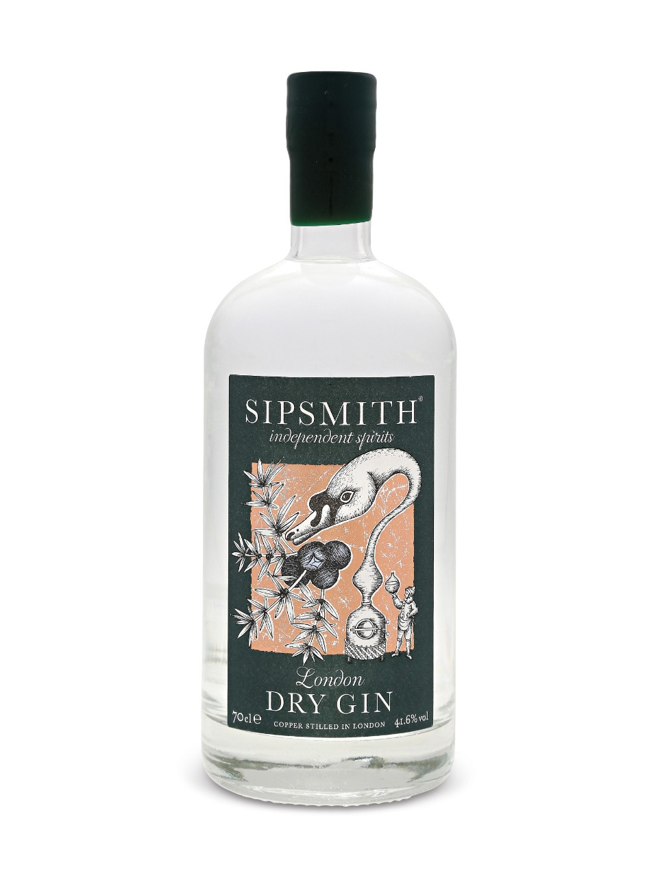 London Dry Gin Sipsmith