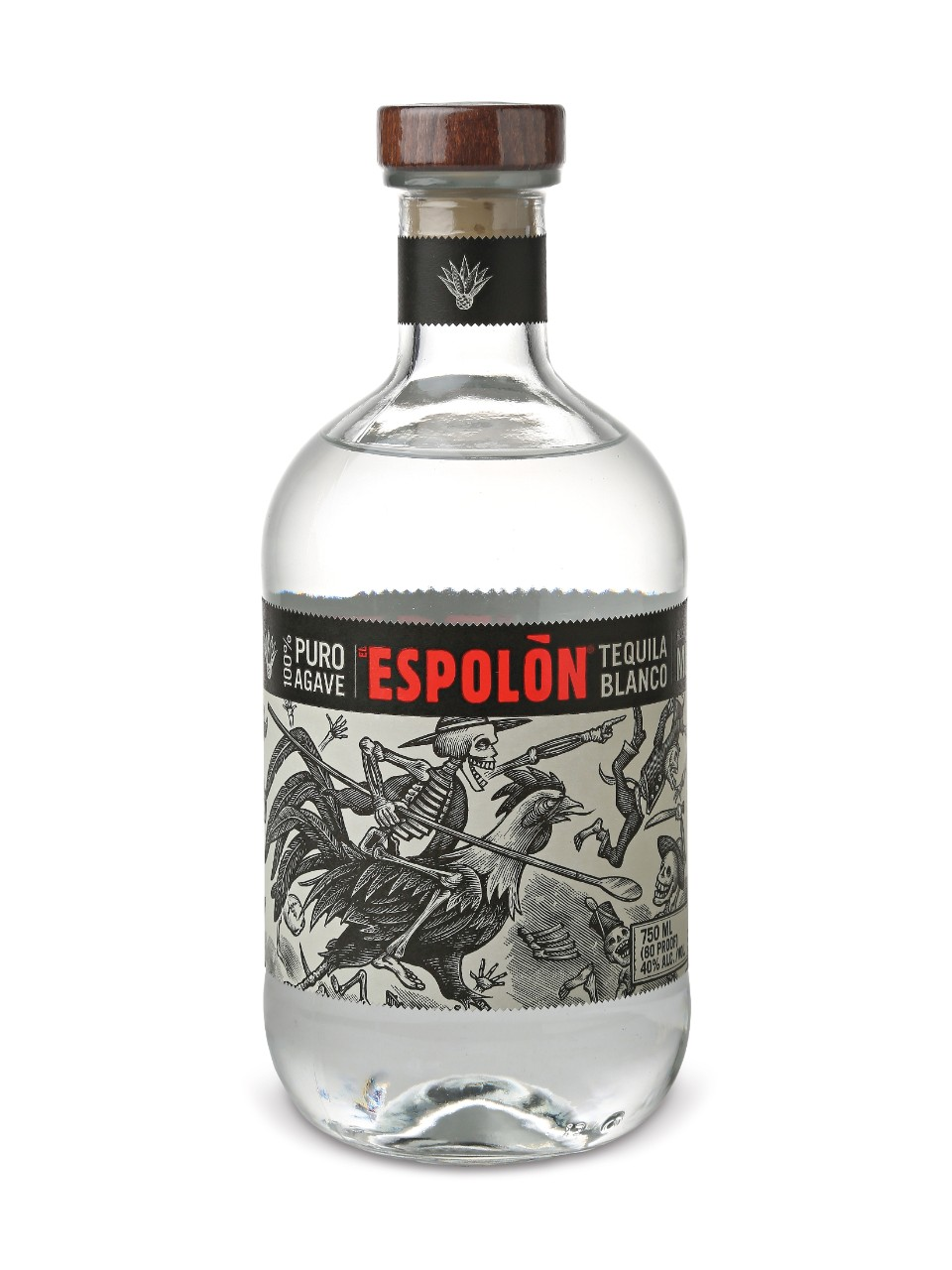 Image for Espolon Tequila Blanco from LCBO