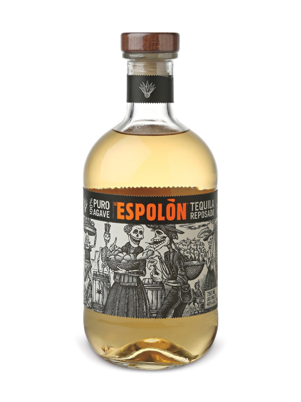 Image for Espolon Tequila Reposado from LCBO