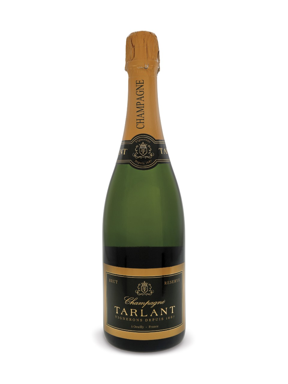 Image for Tarlant Brut Reserve Champagne from LCBO