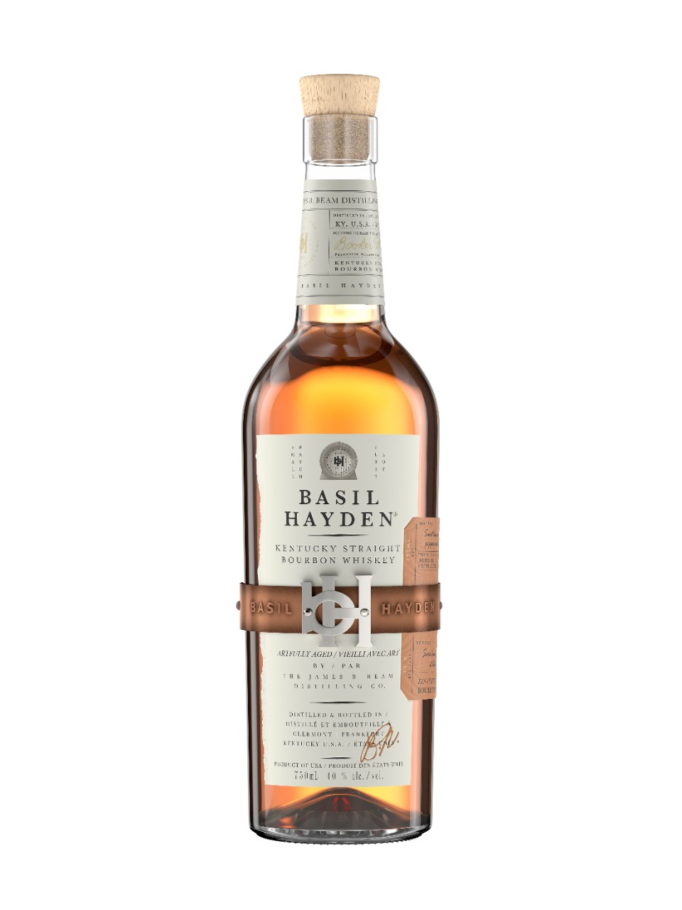 Image for Basil Hayden Kentucky Bourbon from LCBO