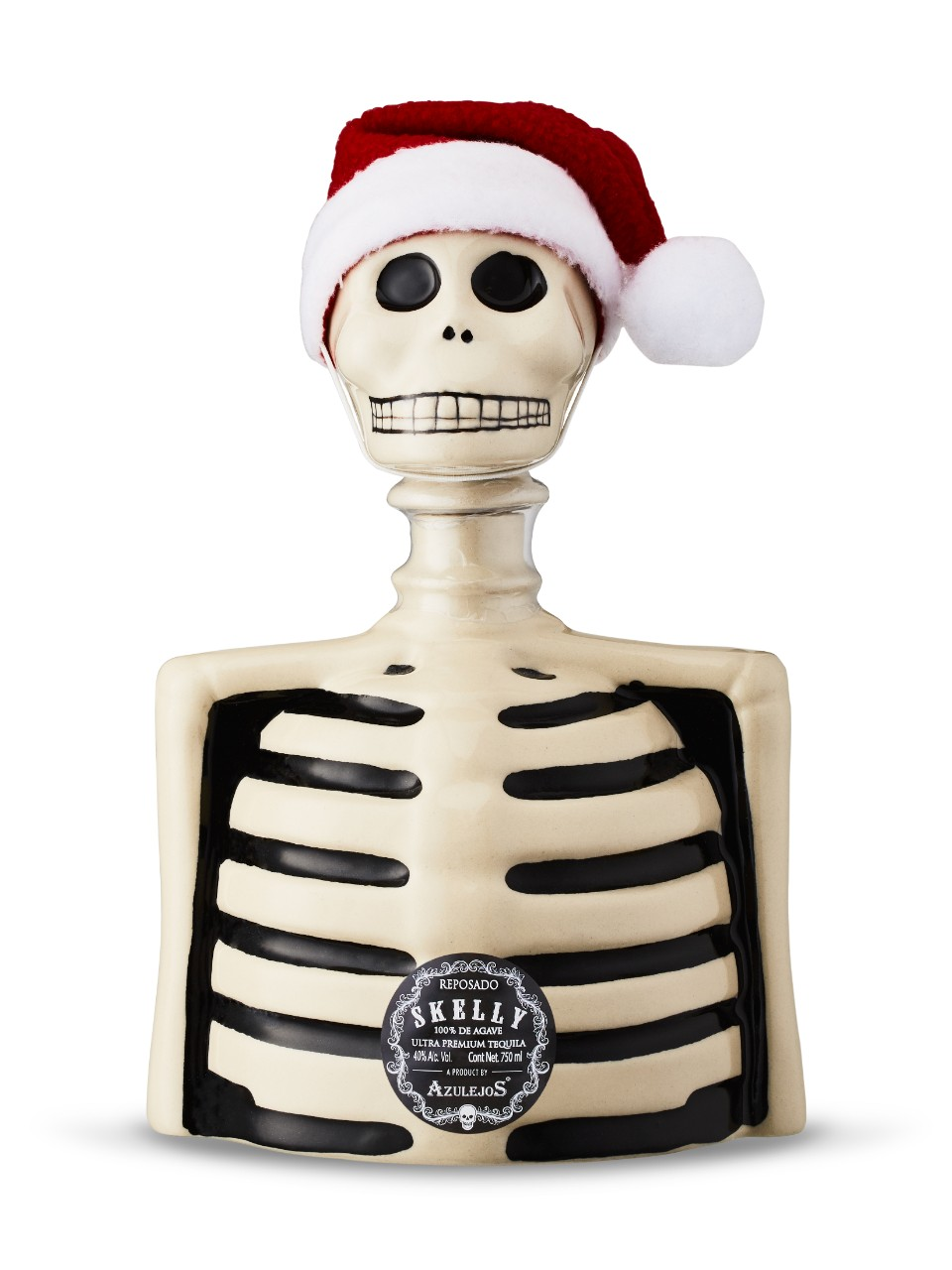 Skelly Tequila Reposado Gift Box