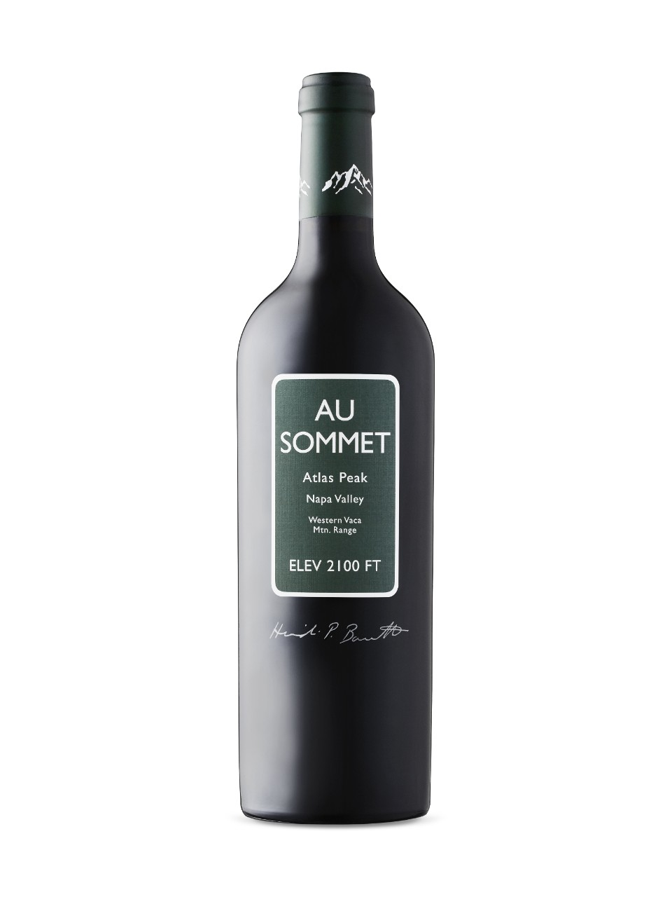 Image for Au Sommet Atlas Peak Cabernet Sauvignon 2014 from LCBO