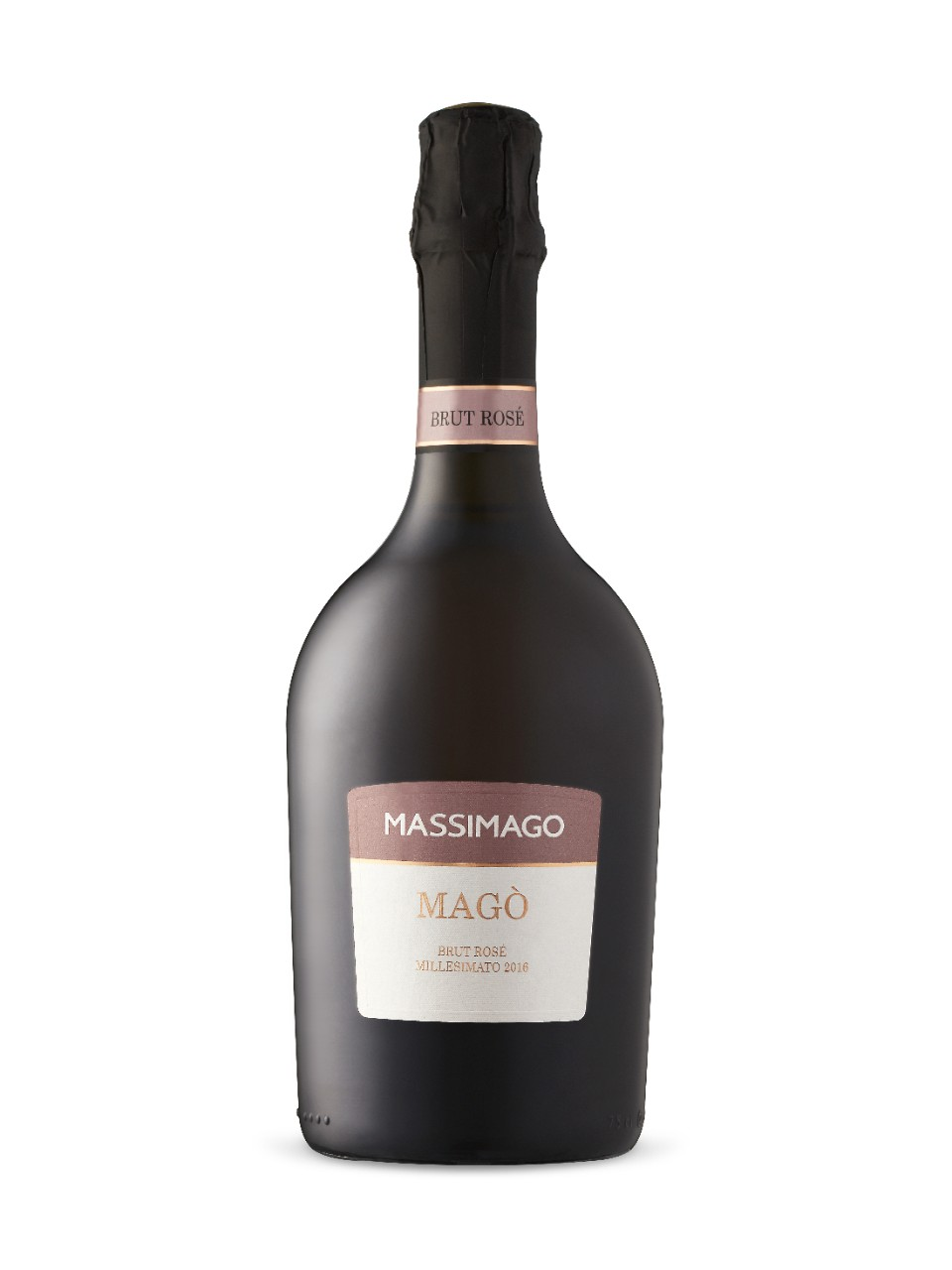 Image for Mago Spumante Brut Rose Milles 2014 from LCBO