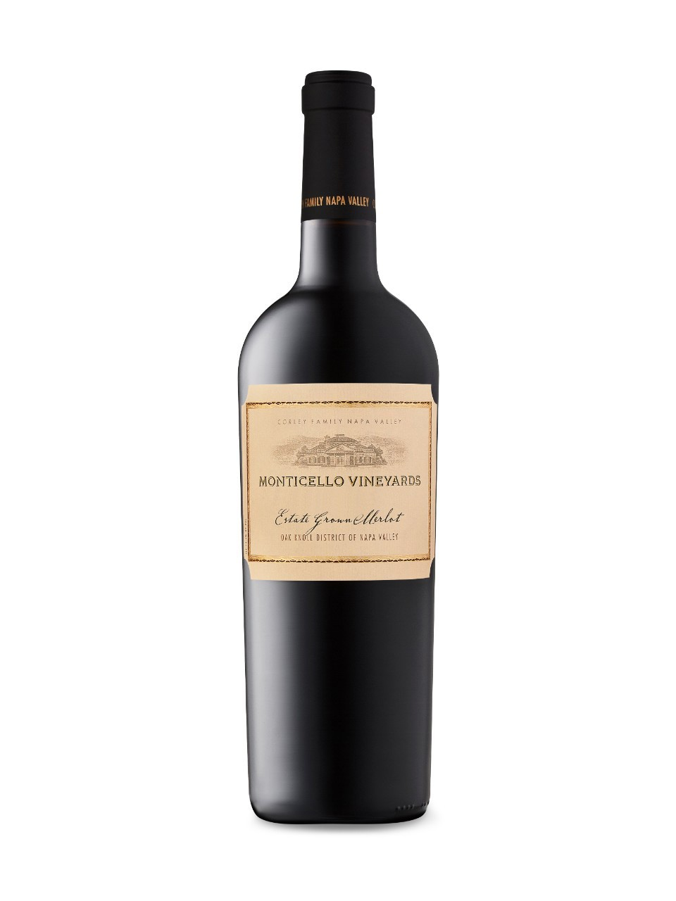 Image for Monticello Estate Merlot 2013 from LCBO