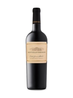 Monticello Estate Napa Valley Merlot 2013