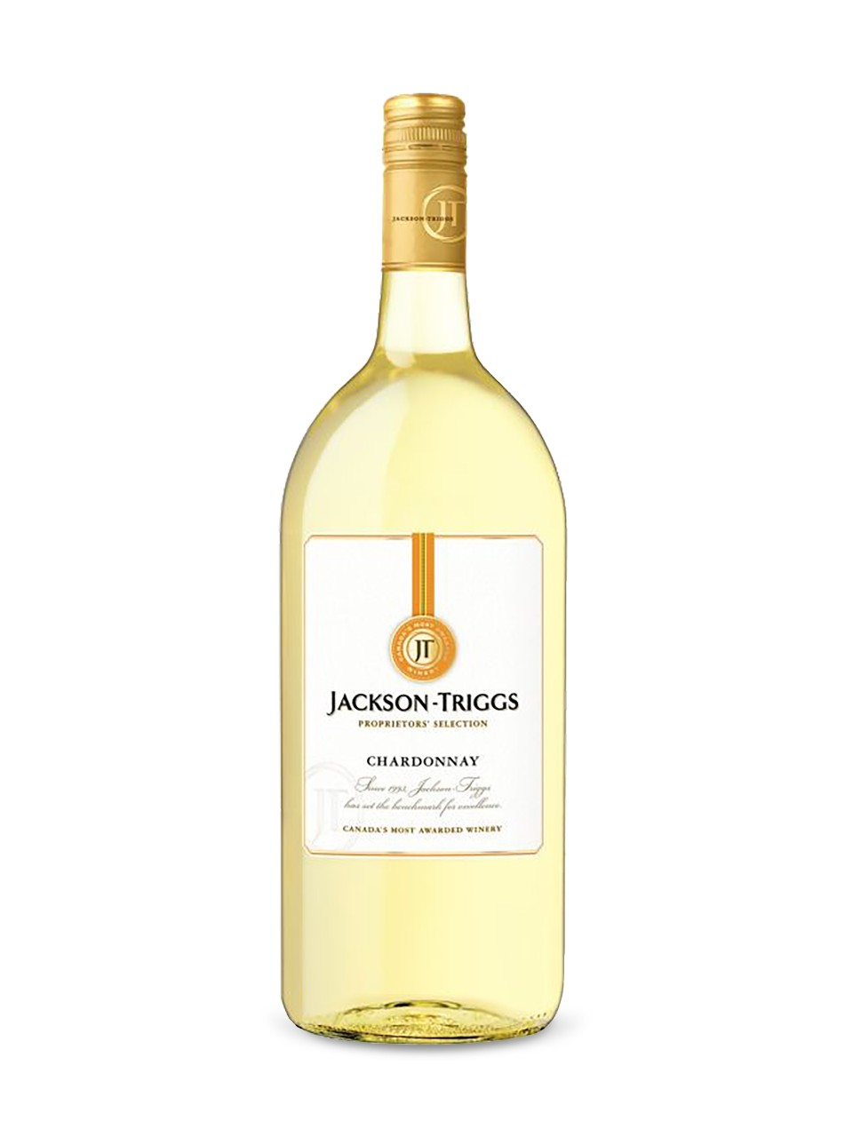 Image for Jackson-Triggs Chardonnay from LCBO