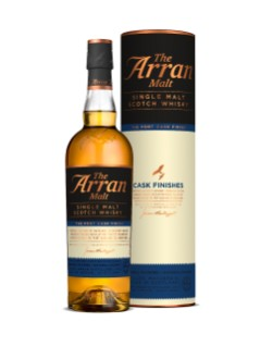 Arran Port Cask Finish Single Malt Scotch Whisky