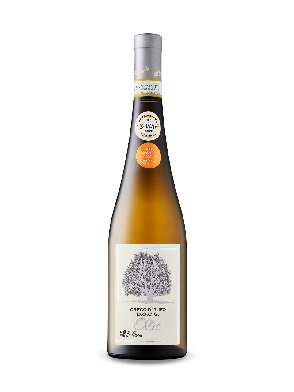 Image for Greco Di Tufo Oltre DOCG 2015 from LCBO
