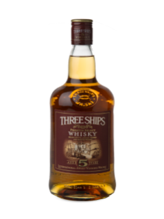 Three Ships 5 Year Old Whisky