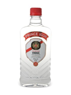 Prince Igor Vodka (PET)