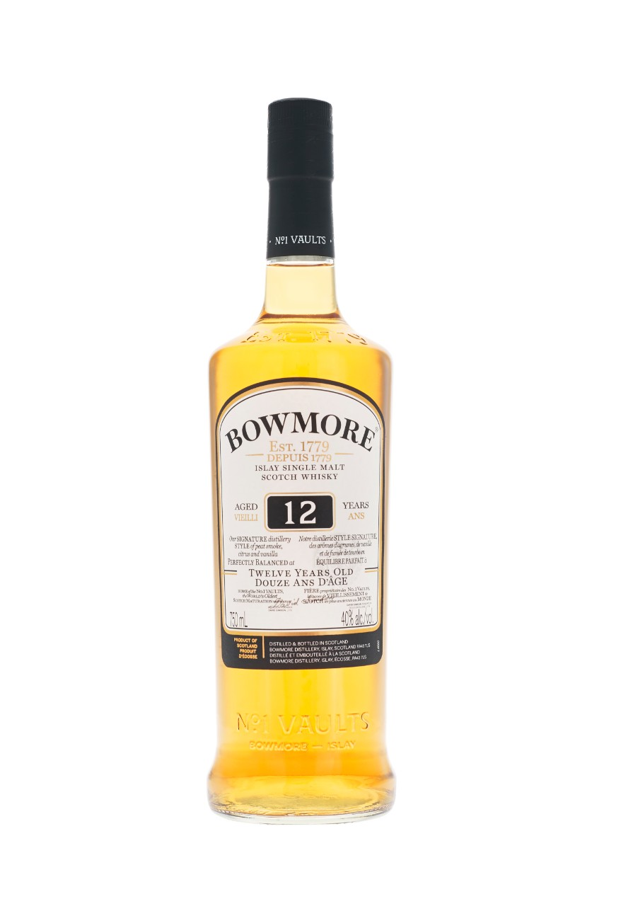 Image for Bowmore 12 Year Old Islay Single Malt Scotch Whisky from LCBO