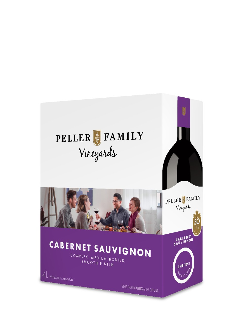 Image for Peller Family Vineyards Cabernet Sauvignon from LCBO