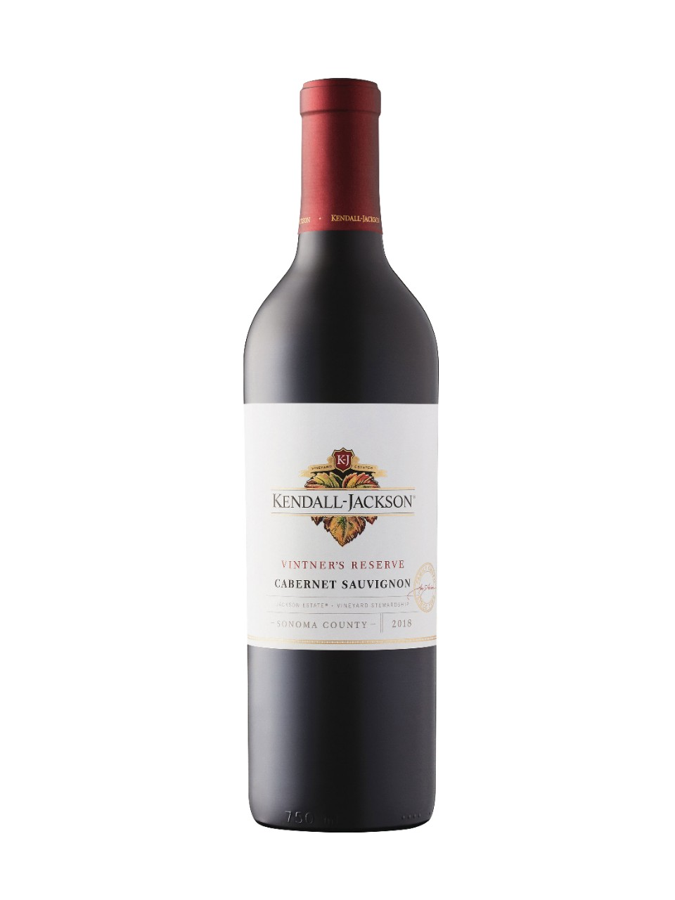 Image for Kendall-Jackson Vintner's Reserve Cabernet Sauvignon 2017 from LCBO