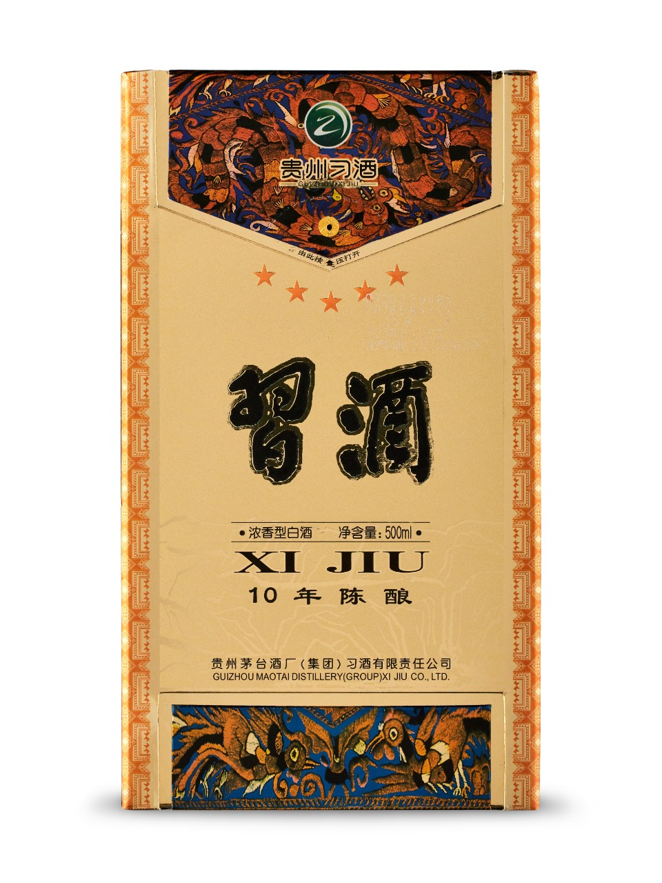 Image for Xi Jiu Five Star from LCBO