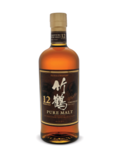 Nikka Taketsuru Pure Malt 12YR Whisky
