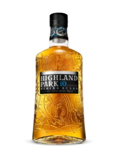 Highland Park 10 Year Old Single Malt Scotch Whisky