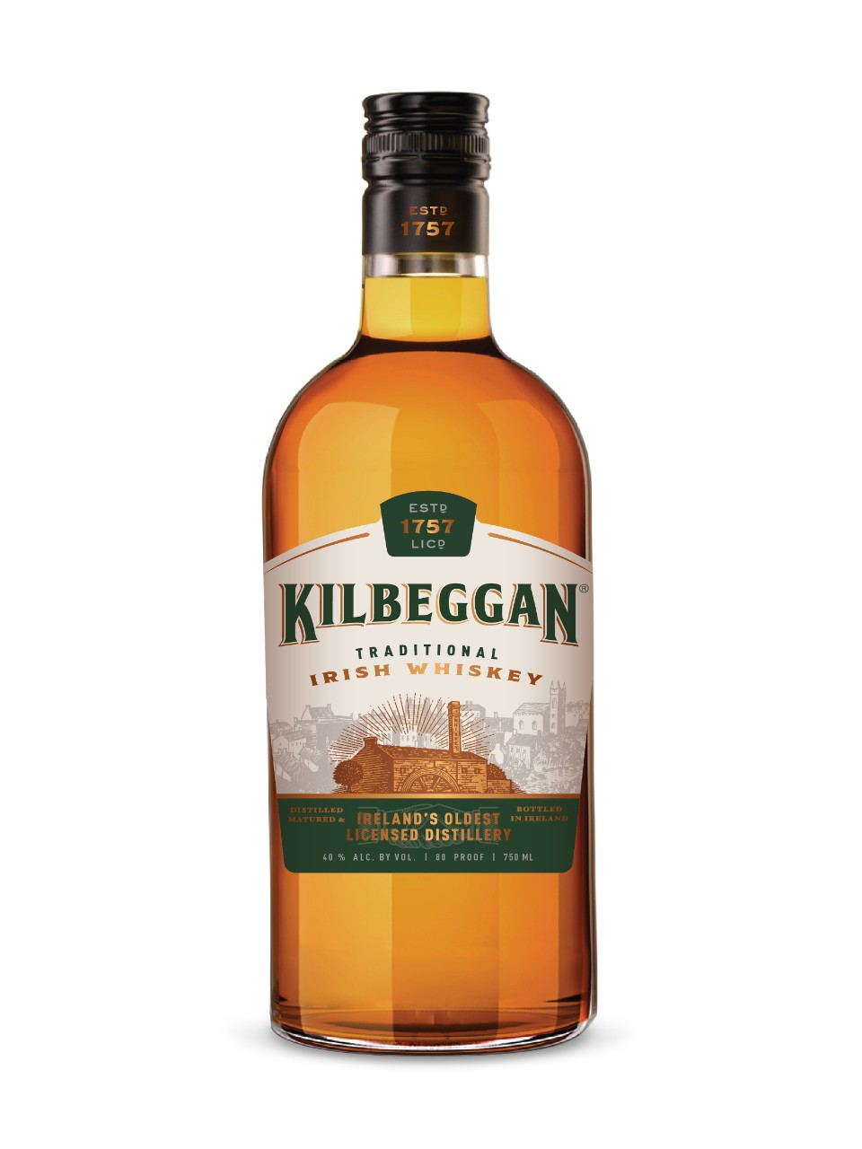Image for Kilbeggan Irish Whiskey from LCBO