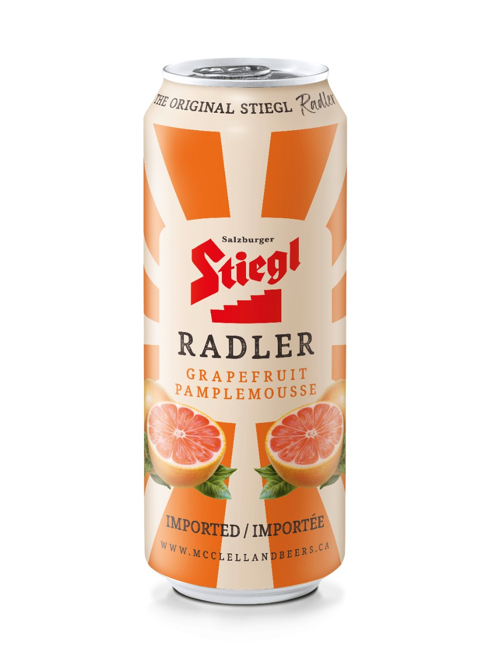 Image for Stiegl Grapefruit Radler from LCBO