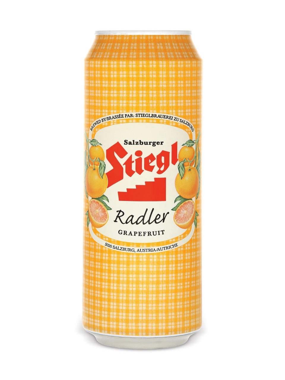 Stiegl Grapefruit Radler Lcbo