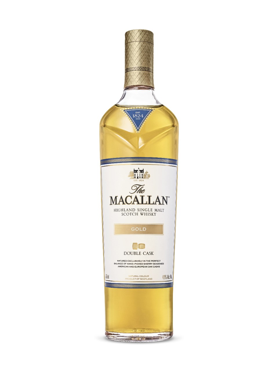 Image for The Macallan Gold Highland Single Malt Scotch Whisky from LCBO