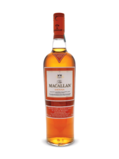 Whisky écossais Single Malt The Macallan Sienna