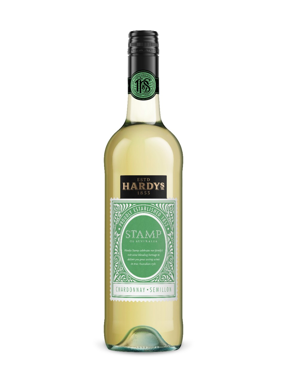 Image for Hardys Stamp Series Chardonnay Semillon from LCBO