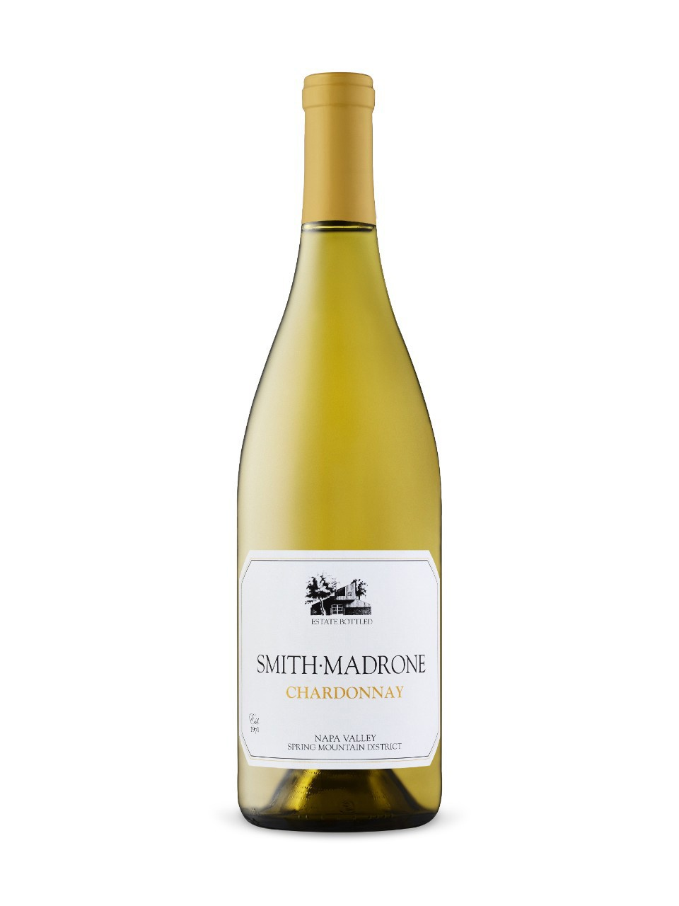 Image for Smith-Madrone Chardonnay Napa Valley 2014 from LCBO