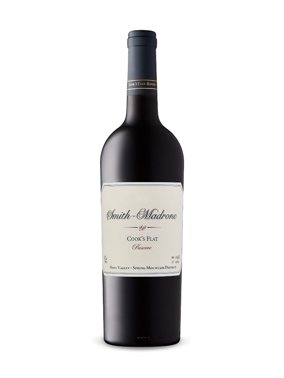 Image for Smith-Madrone Cook's Flat Reserve Napa 2009 from LCBO