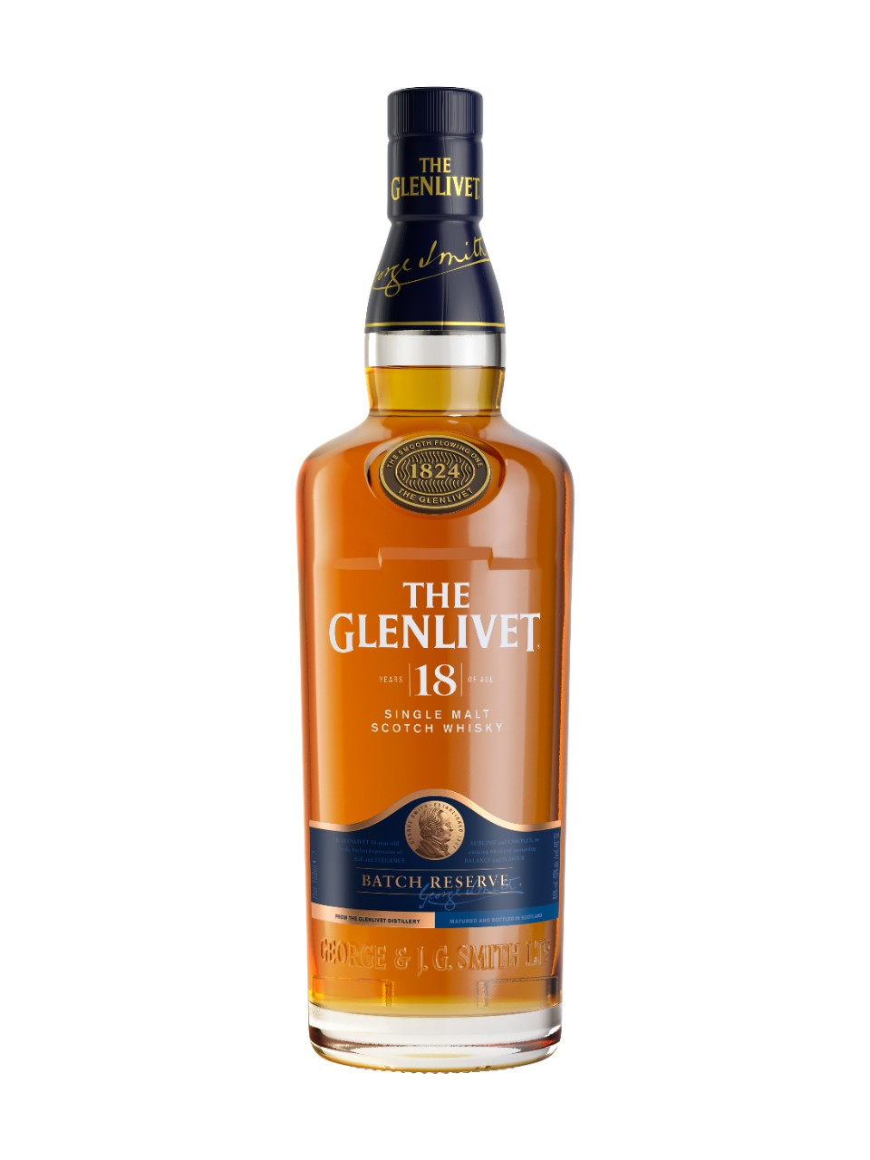 Image for The Glenlivet 18 Year Old Single Malt Scotch Whisky from LCBO