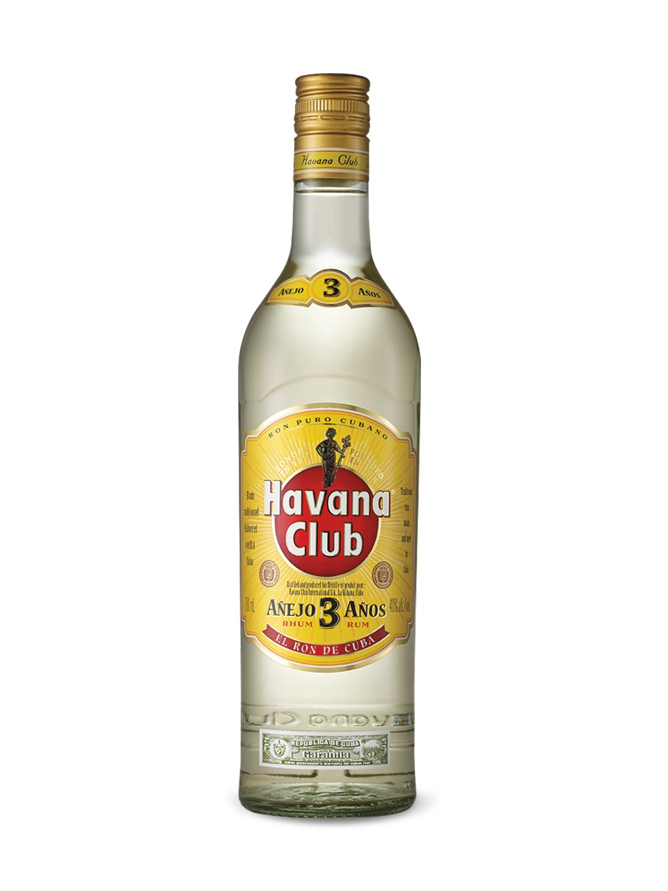 Image for Havana Club Anejo 3 Anos from LCBO