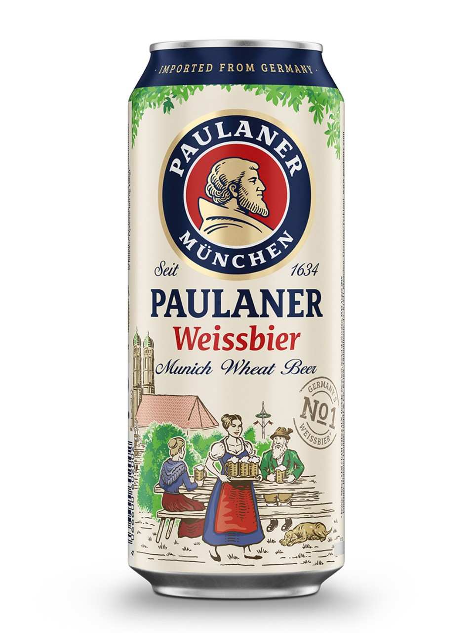 Image for Paulaner Hefe-Weissbier from LCBO