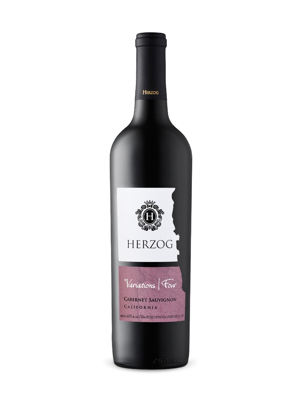 Image for Herzog Variations Four Cabernet Sauvignon 2013 from LCBO