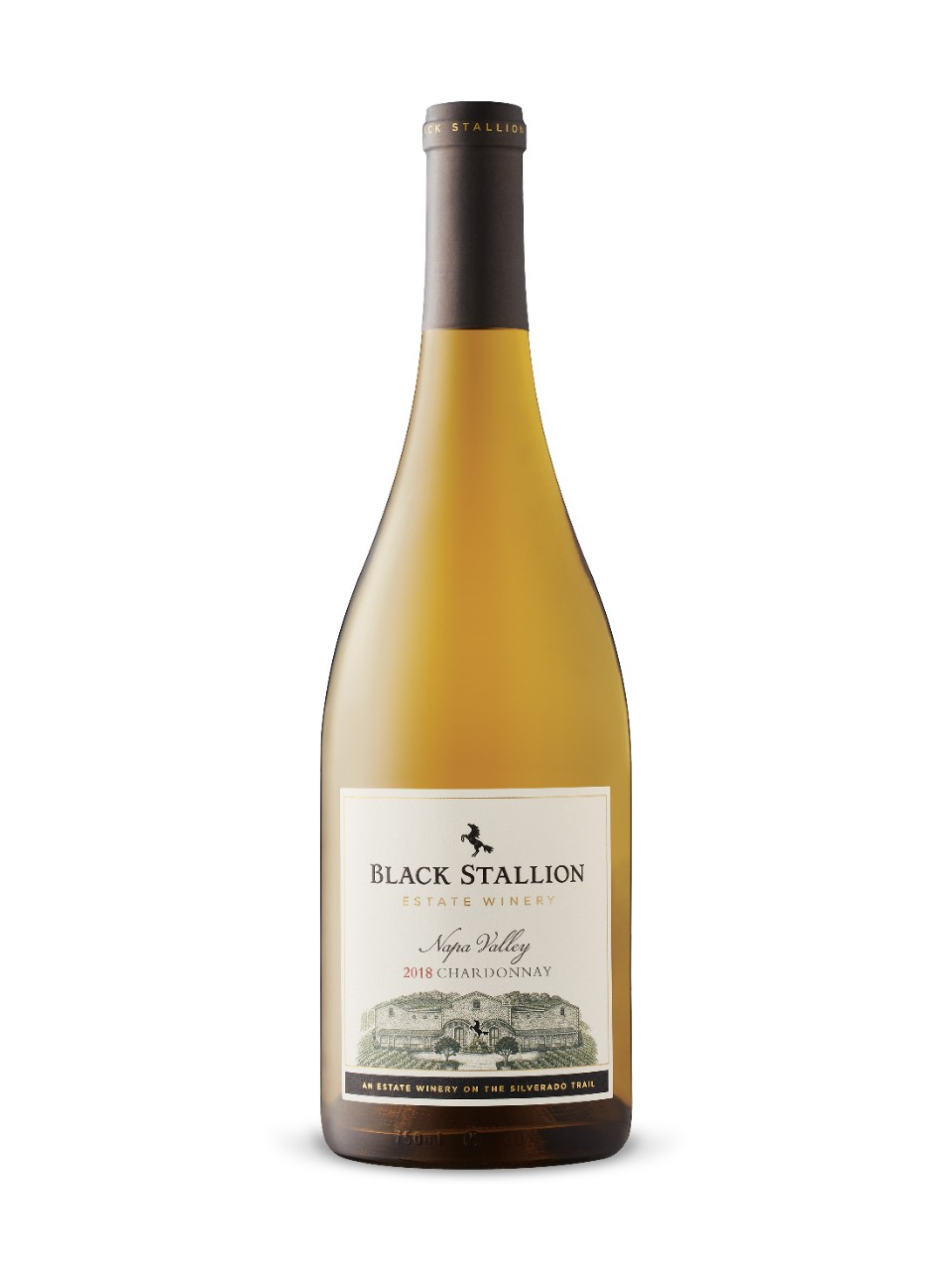 Image for Black Stallion Chardonnay 2016 from LCBO