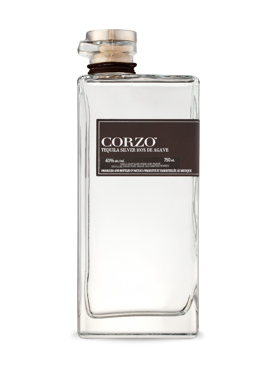 Image for Corzo Silver Tequila from LCBO