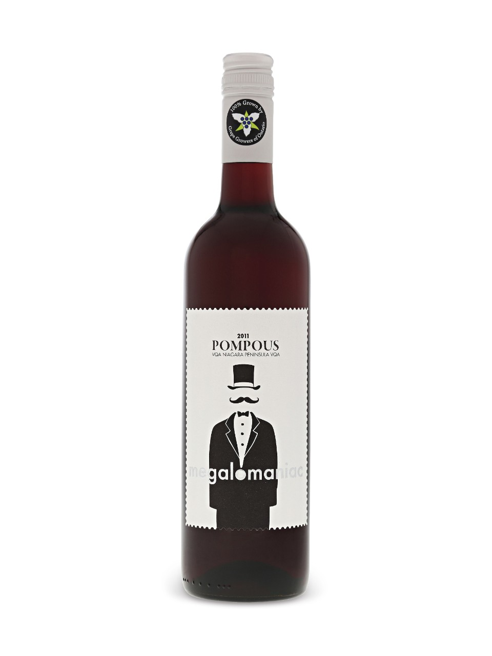 Image for Megalomaniac Pompous Red VQA from LCBO