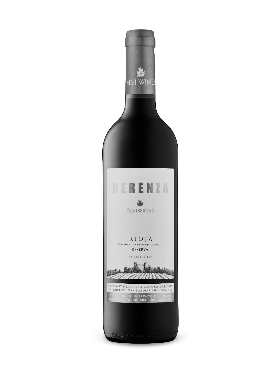 Image for Elvi Wines Herenza Reserva 2010 from LCBO
