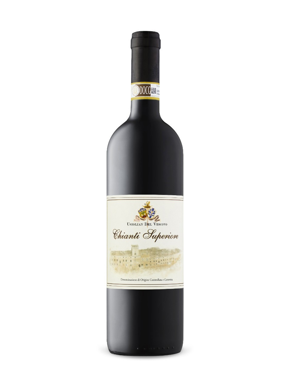 Image for Usiglian Del Vescovo Chianti Superiore DOCG 2013 from LCBO