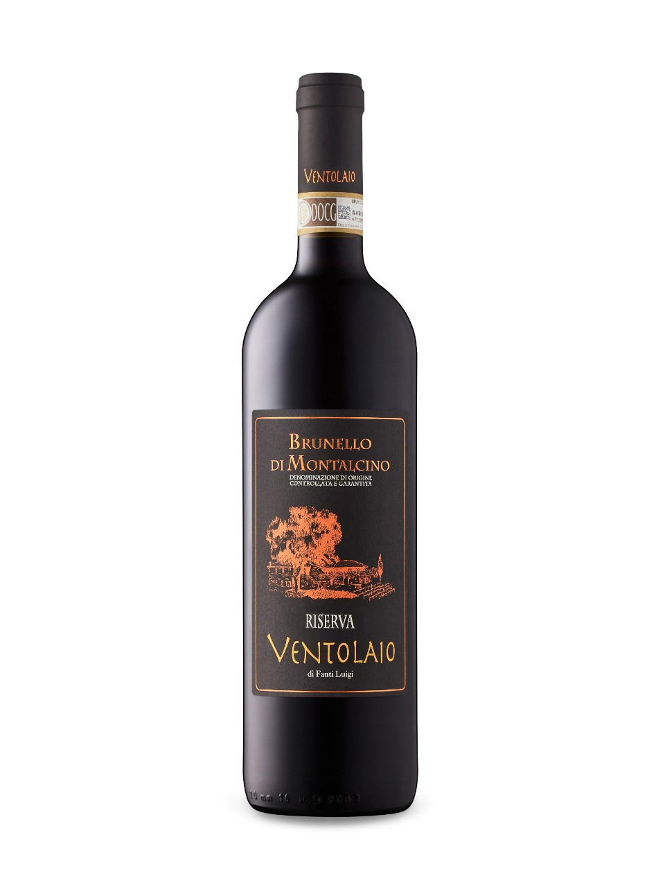 Image for Fanti Luigi Brunello Di Montalcino Riserva DOCG 2010 from LCBO