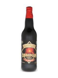 Cameron's Obsidian Imperial Porter Rum Barrel Aged