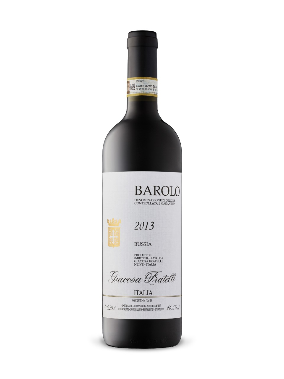 Image for Giacosa Fratelli Bussia Barolo 2013 from LCBO