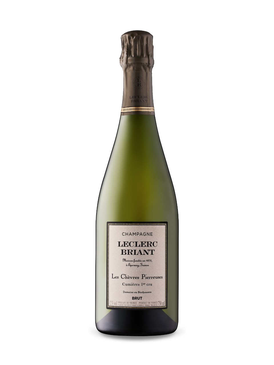 Image for Champagne Leclerc Briant Les Chevres 1er cru from LCBO