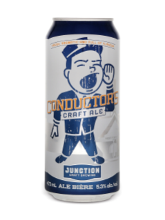 Junction Craft Brewing Conductor's Craft Ale